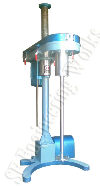 motorized lifting disperser